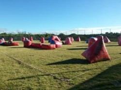 inflatable-paintball-bunkers-tournament